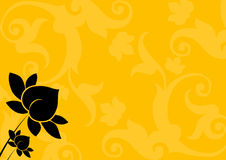 Fondo del loto libre illustration
