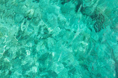 Fondo del mar del agua Imágenes de archivo libres de regalías