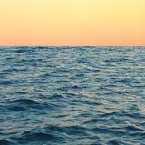 Fondo del mare Fotografia Stock