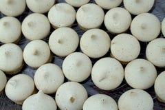 Fondo del merengue del azúcar Imagen de archivo libre de regalías