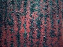 Fondo del metal de hoja Imagen de archivo