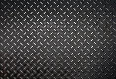 Fondo del metal del diamante de Grunge Fotografía de archivo libre de regalías