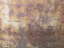 Fondo del metal oxidado Imagenes de archivo