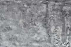 Fondo del metal plateado, vieja textura del acero inoxidable Fotografía de archivo