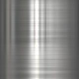 Fondo del metallo dell'acciaio inossidabile Fotografia Stock