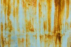 Fondo del metallo della ruggine Fotografie Stock