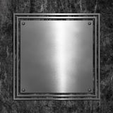 Fondo del metallo di lerciume Immagine Stock Libera da Diritti