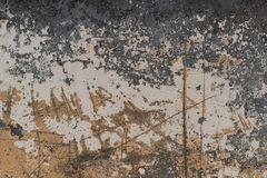 Fondo del modello del cemento Immagine Stock