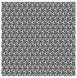 Fondo del modello dei grafici, progettazione in bianco e nero del fondo fotografia stock