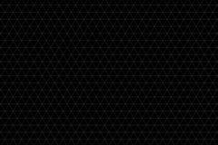 Fondo del modello del triangolo Immagine Stock