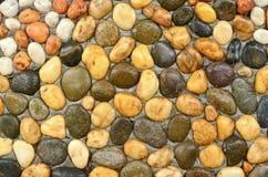 Fondo del modello della roccia Immagini Stock Libere da Diritti