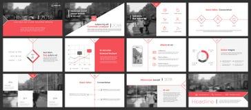 Fondo del modello di presentazione di PowerPoint illustrazione vettoriale