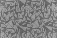 Fondo del modello di struttura di Grey Abstract Camouflage illustrazione vettoriale
