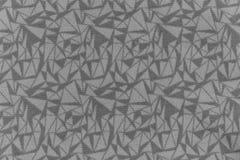 Fondo del modello di struttura di Grey Abstract Camouflage Immagini Stock