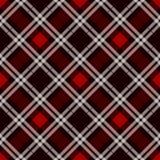 Fondo del modello di vettore del plaid di tartan con struttura del tessuto royalty illustrazione gratis