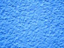 Fondo del modello impresso blu Fotografia Stock Libera da Diritti