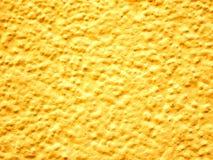 Fondo del modello impresso giallo Fotografie Stock Libere da Diritti
