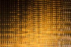 Fondo del modelo de la falta de definición del oro Fotos de archivo