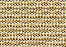 Fondo del modelo de la tela del triángulo y del Rhombus Textura colorida Fotos de archivo libres de regalías