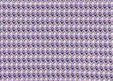 Fondo del modelo de la tela del triángulo y del Rhombus Textura colorida Imagen de archivo libre de regalías