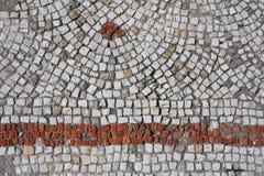 Fondo del modelo de mosaico, neumático - Líbano Imagenes de archivo