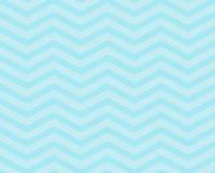 Fondo del modelo de Teal Chevron Zigzag Textured Fabric stock de ilustración