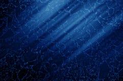 Fondo del modelo del extracto de Art Blue Foto de archivo