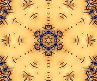Fondo del modelo del nativo americano Imagen de archivo libre de regalías