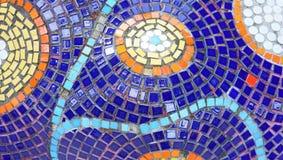 Fondo del mosaico Fotografia Stock