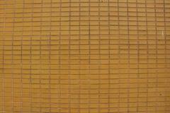 Fondo del mosaico amarillo Imagen de archivo libre de regalías