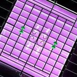Fondo del mosaico de la perla ilustración del vector