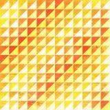 Fondo del mosaico del triangolo con struttura morbida. Squa di progettazione moderna Fotografie Stock Libere da Diritti