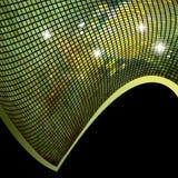 Fondo del mosaico o tarjeta de visita. Imágenes de archivo libres de regalías