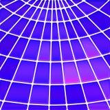 Fondo del mosaico del vetro macchiato di vettore Immagini Stock Libere da Diritti