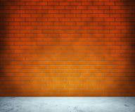 Fondo del muro di mattoni fotografie stock