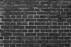 Fondo del muro di mattoni con effetto scuro Immagine Stock