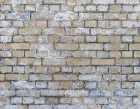 Fondo del muro di mattoni dell'annata Immagine Stock Libera da Diritti