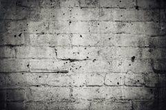 Fondo del muro di mattoni di lerciume Fotografia Stock
