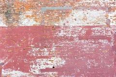 Fondo del muro di mattoni rustico e nocivo con struttura piacevole fotografie stock