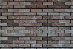 Fondo del muro di mattoni del tappeto Immagini Stock