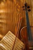 Fondo del musical de Copyspace Imágenes de archivo libres de regalías