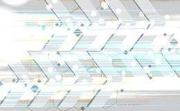 Fondo del negocio de la nueva tecnología Imagenes de archivo