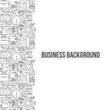 Fondo del negocio para las imágenes del negocio ilustración del vector