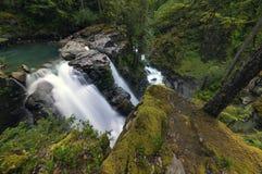 Fondo del noroeste pacífico de Washington State Hiking Climbing Landscape Waterscape Imagen de archivo libre de regalías