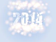 Fondo del nuovo anno Immagini Stock
