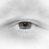 Fondo del ojo Fotografía de archivo
