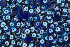 Fondo del ojo de la medusa Imagen de archivo libre de regalías