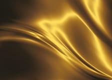 Fondo del oro Fotos de archivo