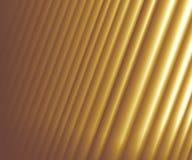 Fondo del oro Foto de archivo libre de regalías