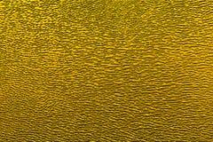 Fondo del oro de la textura de Digitaces ilustración del vector